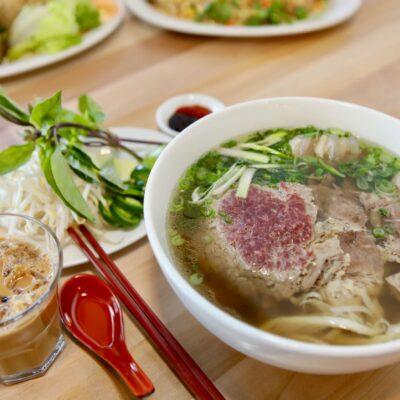 Pho Combination Beef Noodle Soup